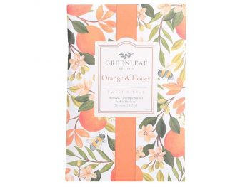 orange & honey greenleaf
